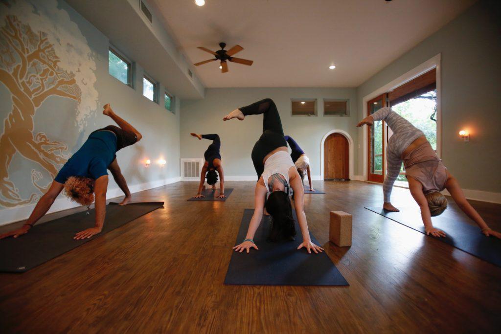 Yoga Teacher Training Photo